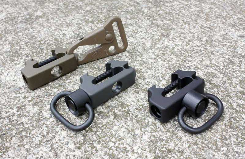 Damage Industries Multi Mount Sling Mount Black
