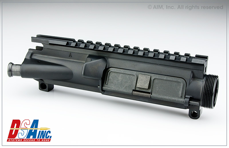 DSA AR15 Complete Enhanced Lightweight A3 Upper Receiver w/ Ejection Port Door and Forward Assist