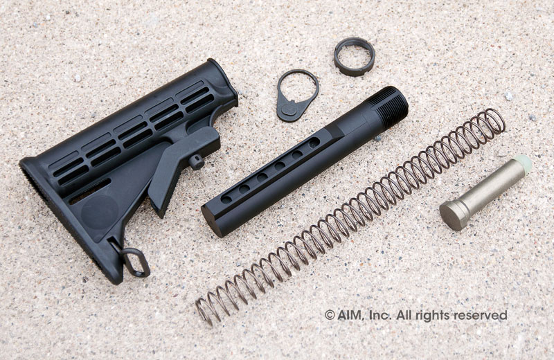 DSA, Inc. Mil-Spec. 6-Position Stock Kit