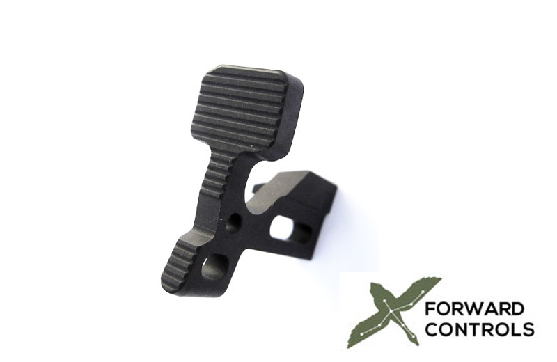 Forward Controls ABC/R Augmented Bolt Catch/Release BILLET