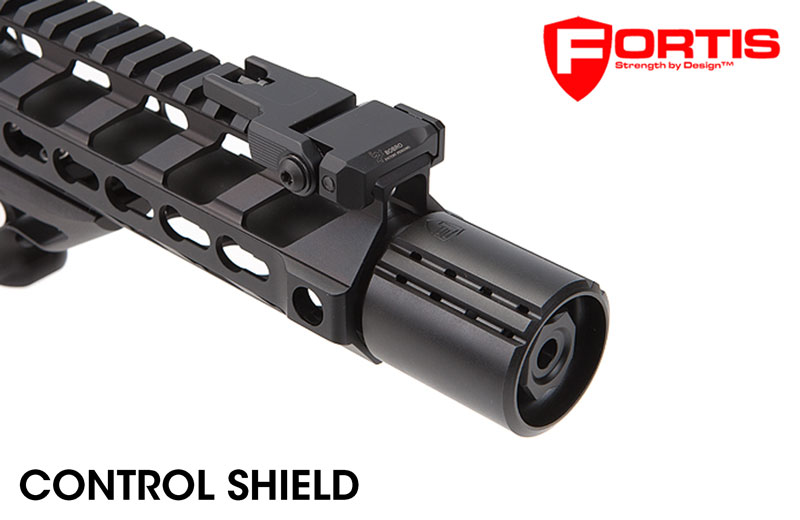 FORTIS Control Shield  Muzzle Device
