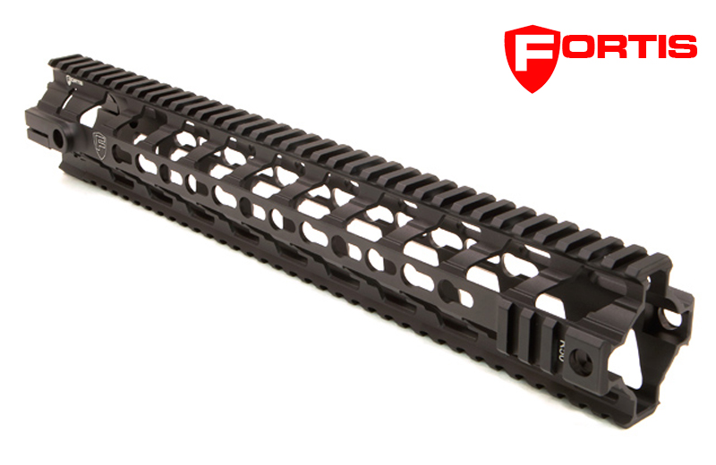 "Fortis REV Free Float 14"" AR Rail System"