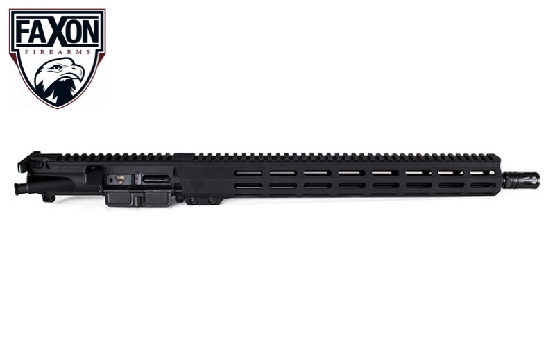 Faxon Firearms 9mm 16 IN. Complete Upper