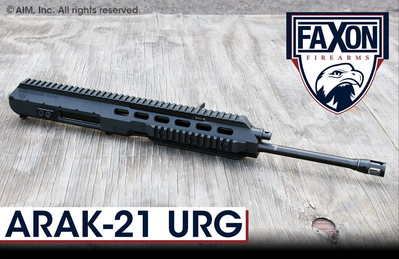 FAXON Firearms ARAK-21(R) 5.56/.223 Upper Receiver Group