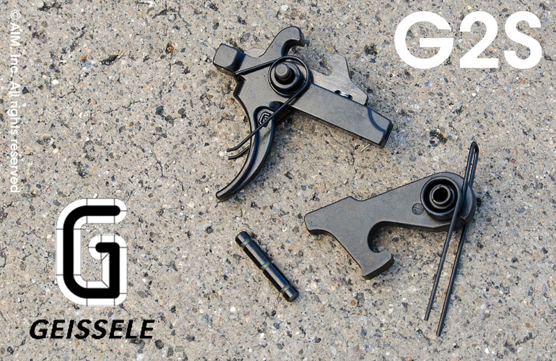 Geissele 2 Stage (G2S) Trigger OEM Packaging