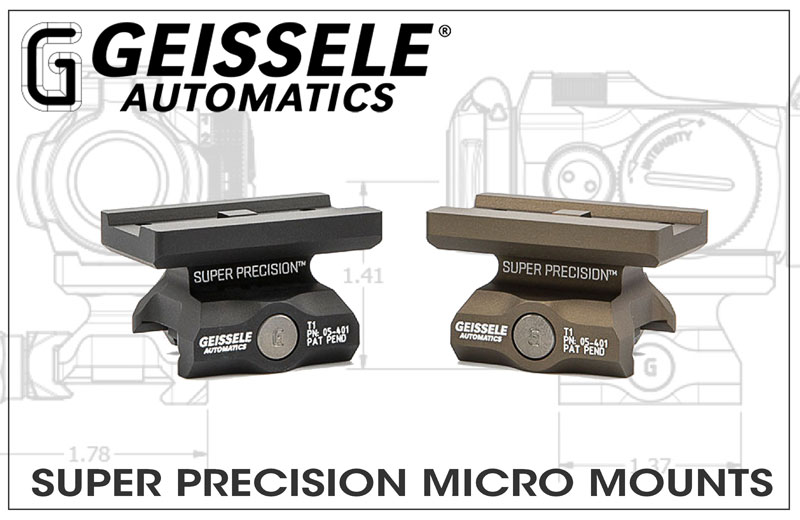 Geissele Super Precision - T1 Series Scope Mount