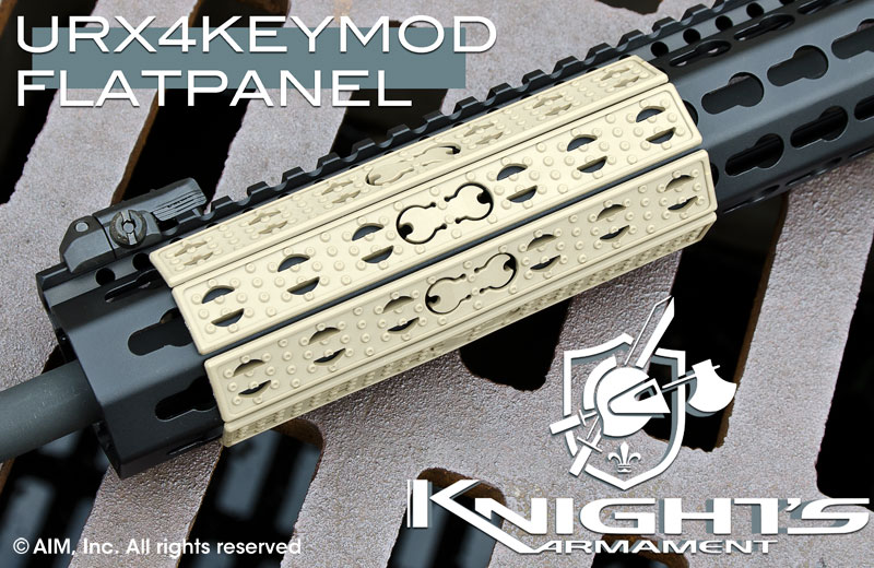 Knight's Armament KEYMOD Flat Panel Kit