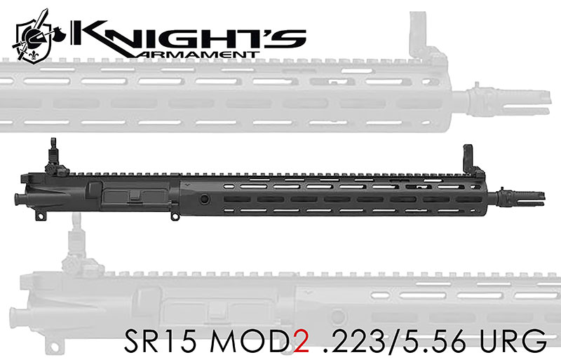 Knights Armament SR15 MOD 2 .223/5.56 Upper Receiver Group