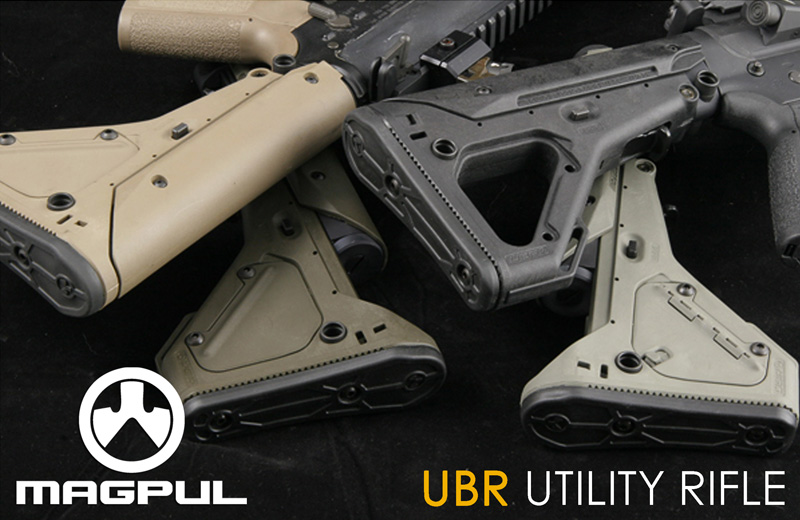 Magpul UBR Adjustable Rifle Stock