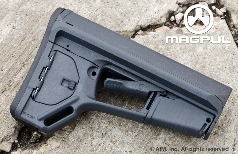 Magpul ACS-L™ Carbine Stock Stealth Gray Mil. Spec
