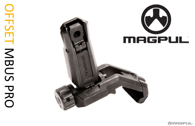 Magpul MBUS® Pro Offset Sight