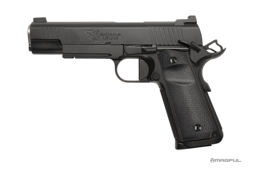 Magpul MOE® 1911 Grip Panels, TSP Textured
