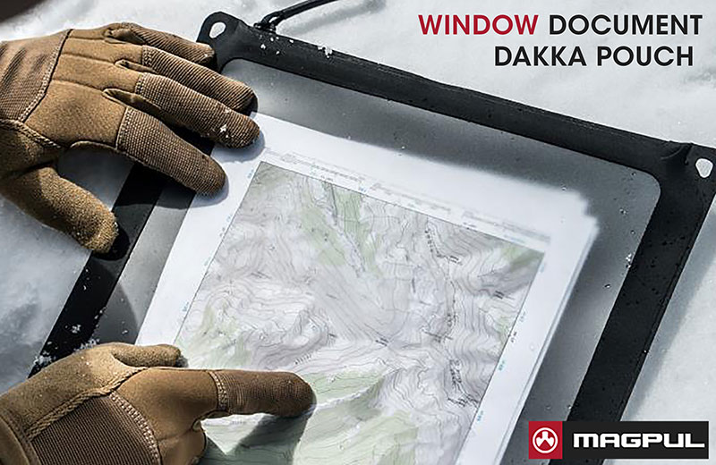 Magpul DAKA™ Window Document Pouch