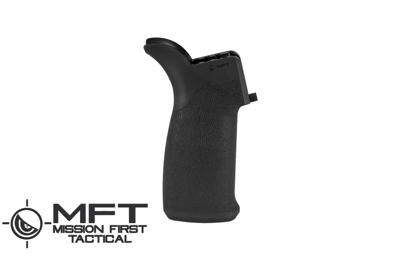 Mission First Tactical (MFT) EPG16V2 – Engage AR15/M16 Pistol Grip Version 2 - Black