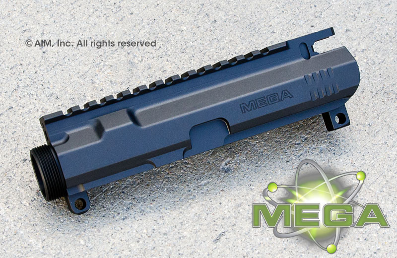 MEGA ARMS AR Billet Upper