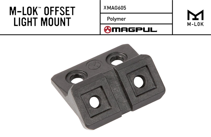 Magpul M-LOK™ Offset Light Mount