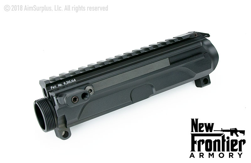 New Frontier Armory Pistol Caliber C-5 Non-Reciprocating Side Charging Upper