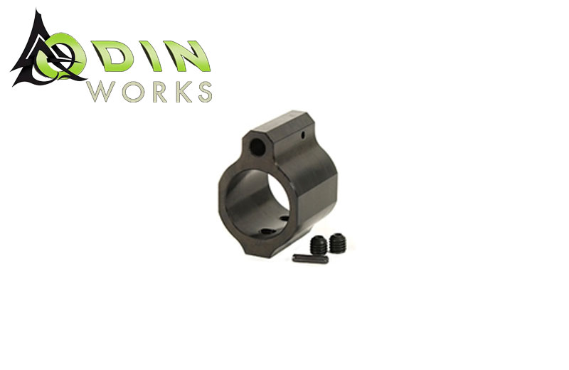 "ODIN Works .750"" Low Profile Gas Block"