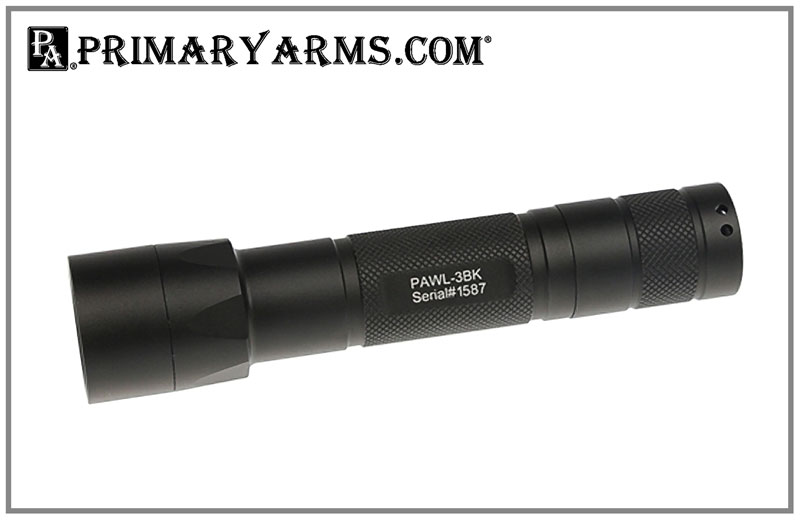 Primary Arms Compact Weapon Light (700 Lumens) GENII -