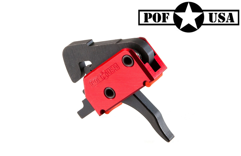 POF-USA Enhanced Finger Placement Drop in Trigger (EFP 2) - 4.5lb