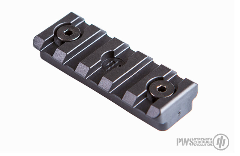 PWS Rails and Adaptors
