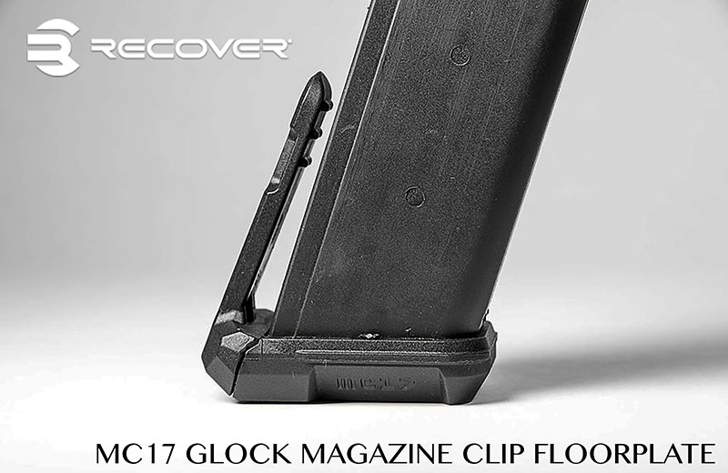 Recover Tactical Magazine Clip for GLOCK 17