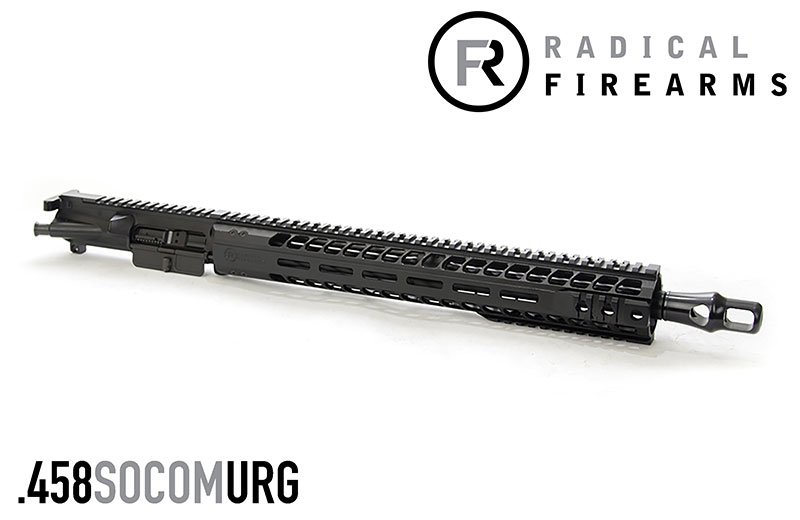 Radical Firearms 16 in. 458 SOCOM MHR Upper Receiver Group