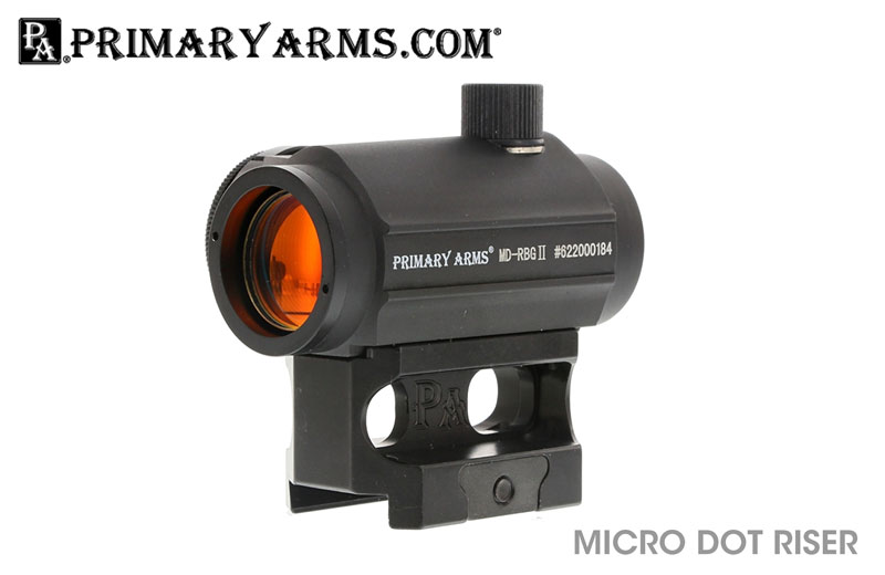 Radical Firearms Primary Arms Micro Dot Riser