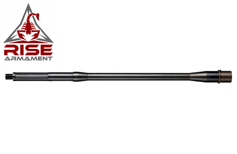 Rise Armament 16in. Barrel, C-series, .223/5.56, Fluted, SS Black