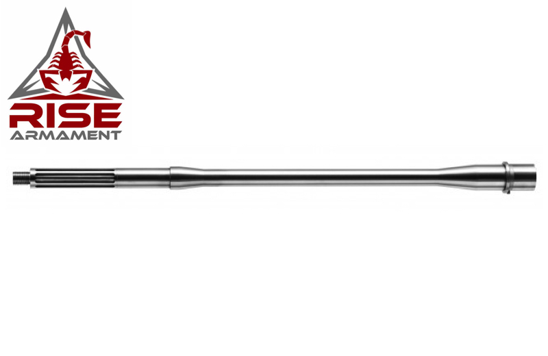 "Rise Armament 16"" Barrel, C-series, .223 Wylde, fluted, SS"