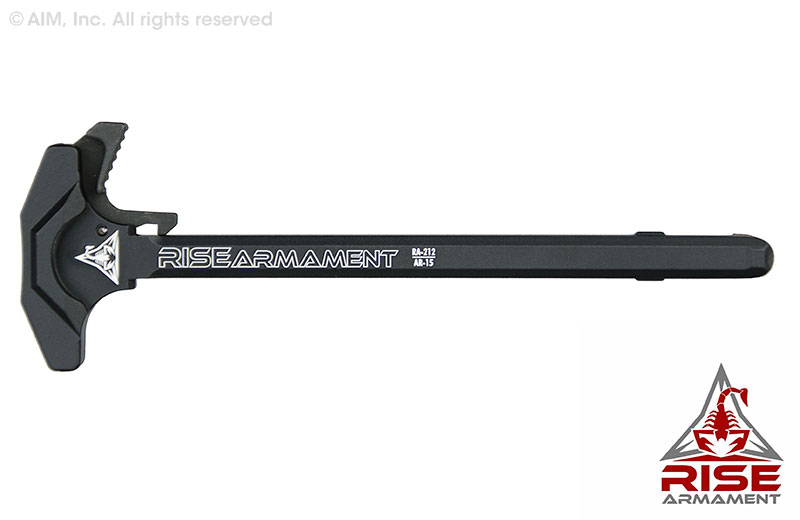 RISE Armament RA-212 Extended Latch Charging Handle