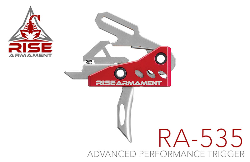 RISE ARMAMENT RA-535 Advanced Performance AR Trigger