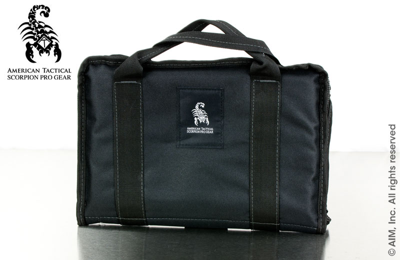American Tactical Scorpion Pro Gear Pistol Bag