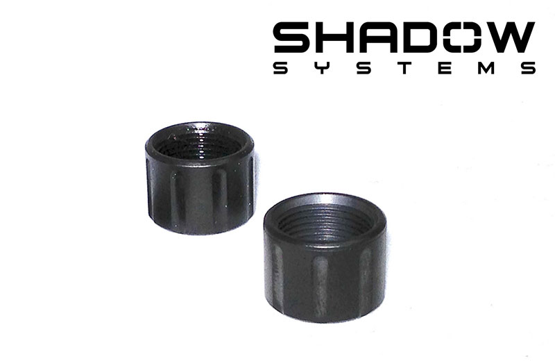 Shadow Systems 9mm 1/2X28 Nitride Thread Protector