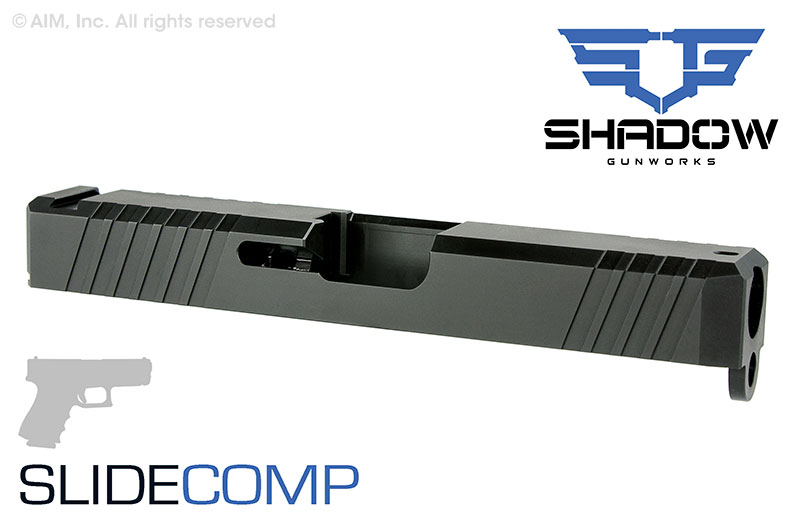Shadow Systems CARRY Replacement GEN 3 compatible GLOCK 19 Slide