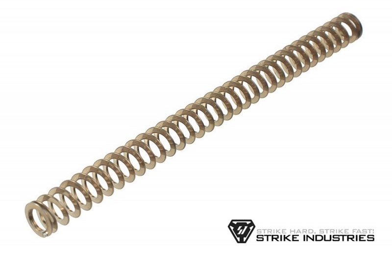 Strike Industries 15LB Reduced Power Recoil Spring for Glock