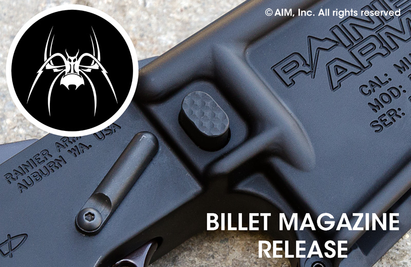Spike's Tactical Billet Magazine Button