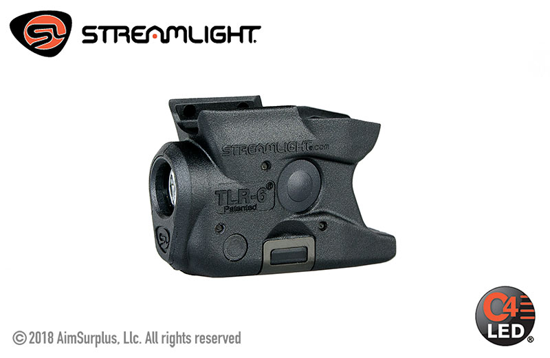 Streamlight TLR-6 Tactical Gun Light - S&W M&P Shield (NO LASER)
