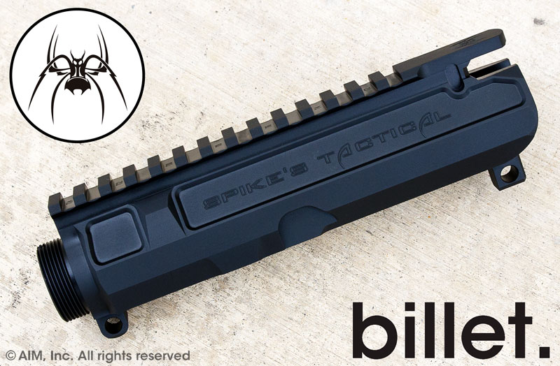 Spike's Tactical Billet Upper Receiver