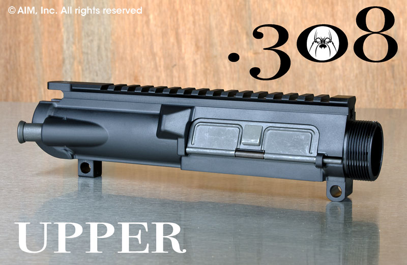 Spike's Tactical .308/7.62X51 Forged Upper Receiver