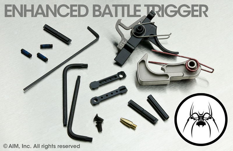 Spikes Tactical Enhanced Battle Trigger