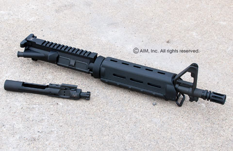 "Spikes Tactical 10.5"" 5.56/.223 Upper Receiver"