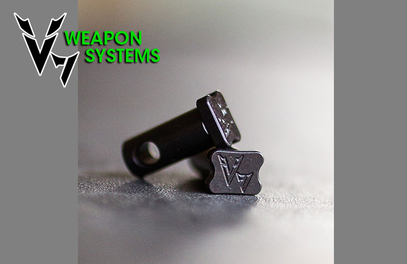 V7 Weapon Systems Upper Receiver Parts