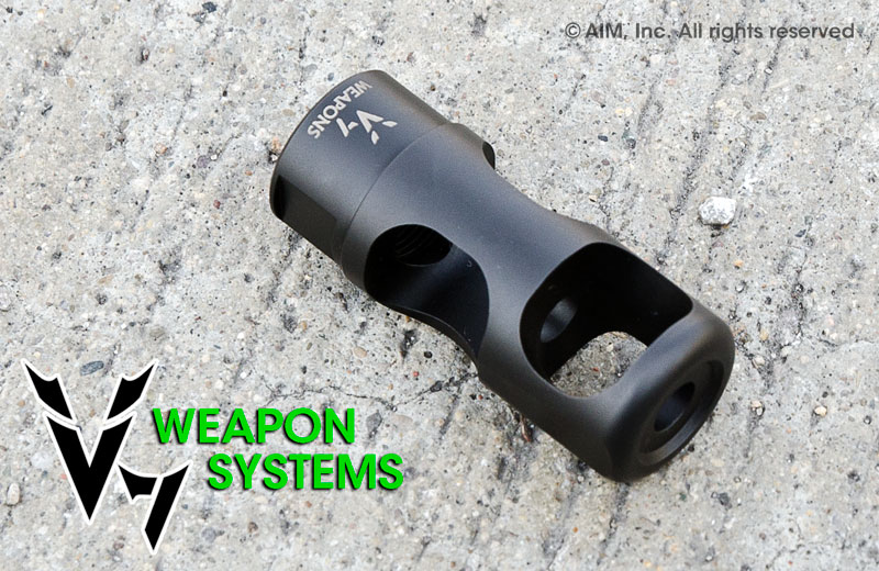 V7 Weapon Systems Muzzle Devices