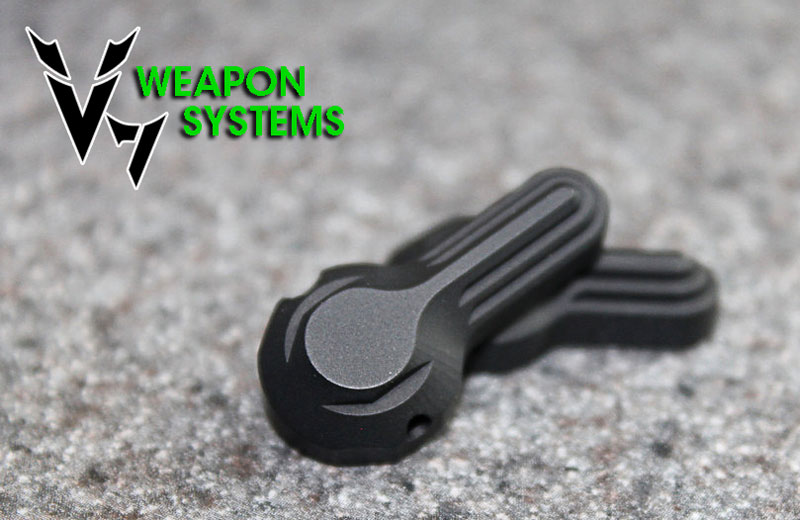 V7 Weapon Systems FN SCAR Selector Levers