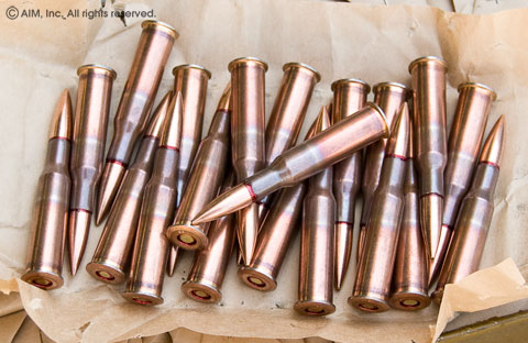 SURPLUS 7.62x54R Ammunition