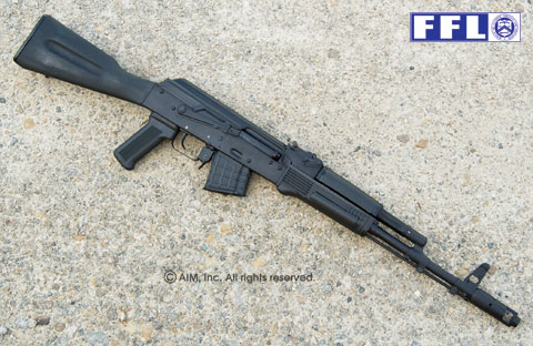 Russian Arsenal SGL21 Saiga 7.62x39 Rifle
