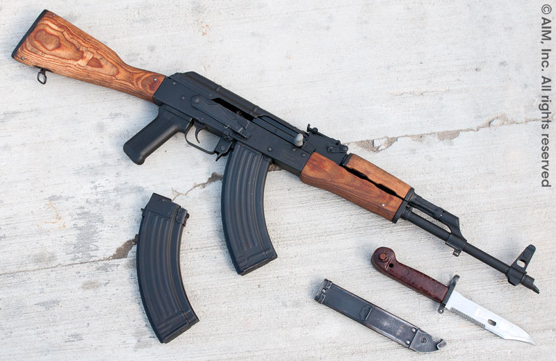 Romanian GP-WASR 10/63 7.62x39 Rifle