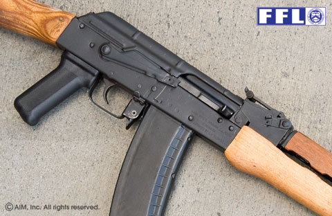 Romanian AK WASR 2 5.45x39 Rifle