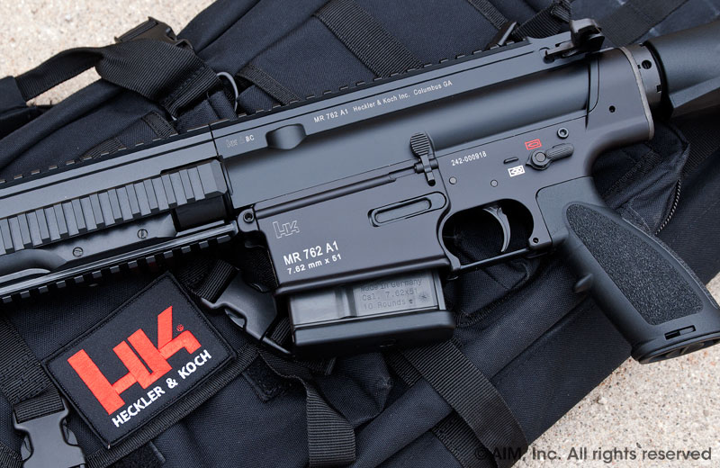 HK MR762A1 7.62x51 (.308) Rifle
